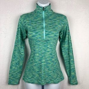 Columbia Outerspaced Half Zip Pullover Size Medium